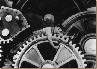 Chaplin Tempi moderni