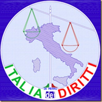 Italia dei diritti logo
