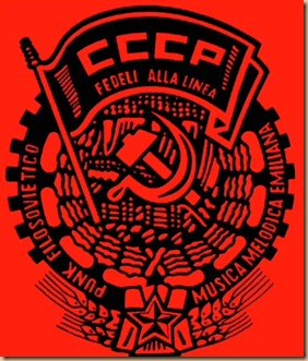 CCCP punk filosovietico
