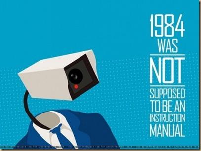 1984 non era da intendersi come manuale d istruzione