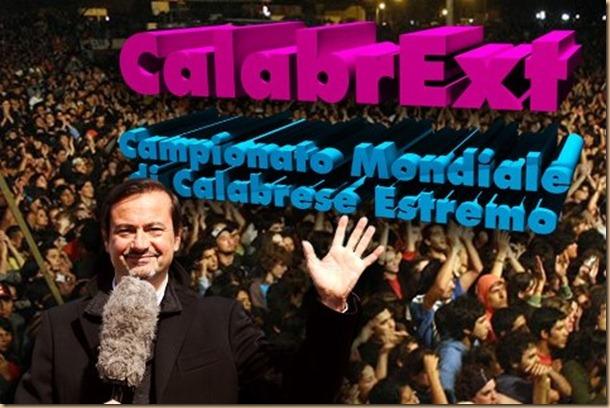Calabrese estremo -  Simone Colombari 610 RAI