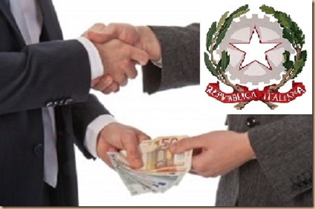 corruzione italiana