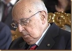 Napolitano dorme