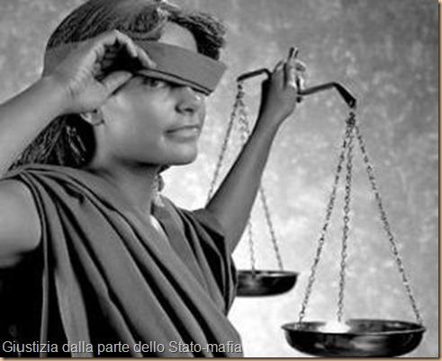 Giustizia dalla parte dello Stato-mafia