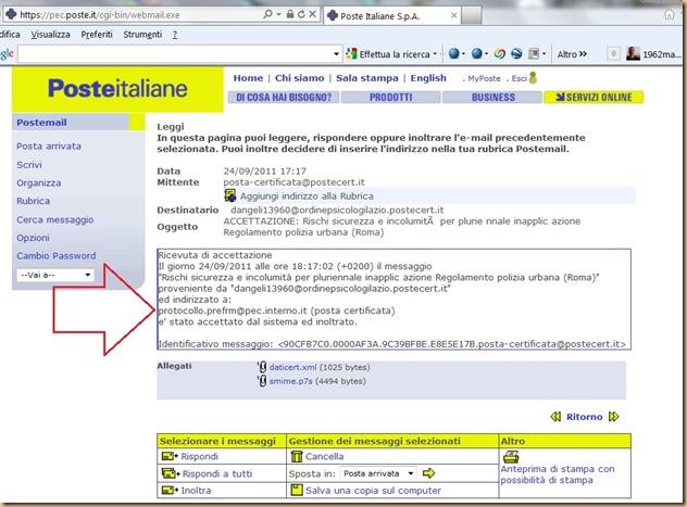 33bPrefetto Pecoraro - Accettazione