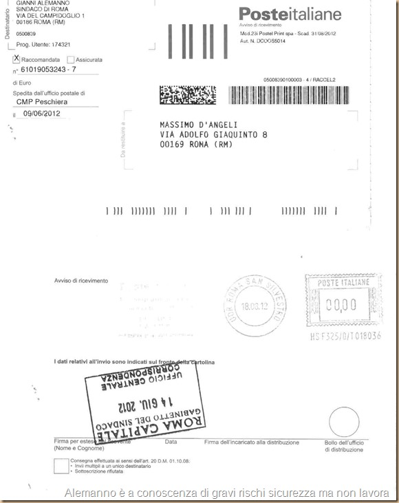 45 Racc AR 61019053243-7 Alemanno ric 14-6-2012