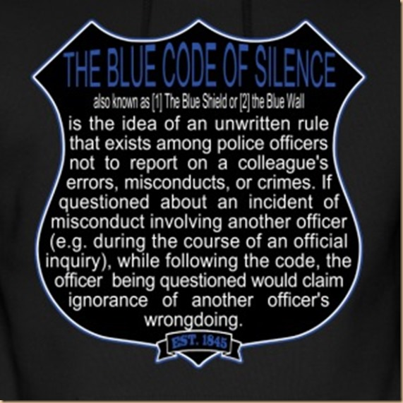Blue code of silence 2