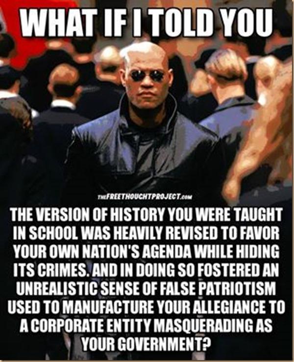 patriotism state and propaganda